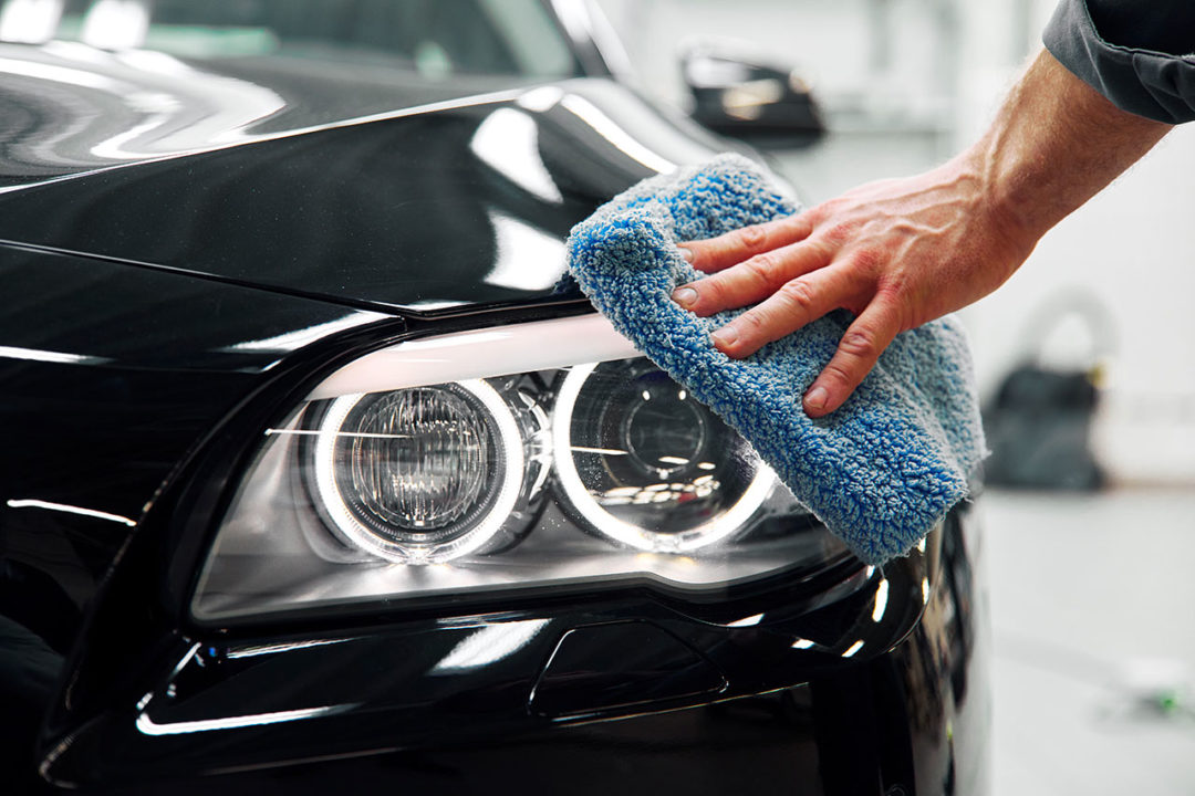 Mobile car wash