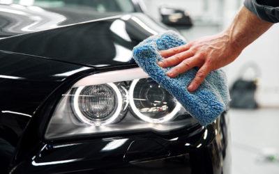 Lavage et nettoyage intégral de votre voiture