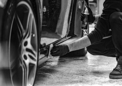 W.A. Mobile Car Wash nettoyage de voitures